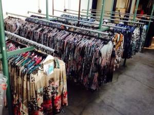 confectiebedrijf kledingproductie